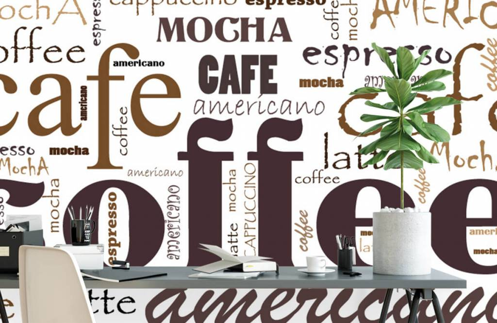 Other - Coffee letters - Kitchen 2