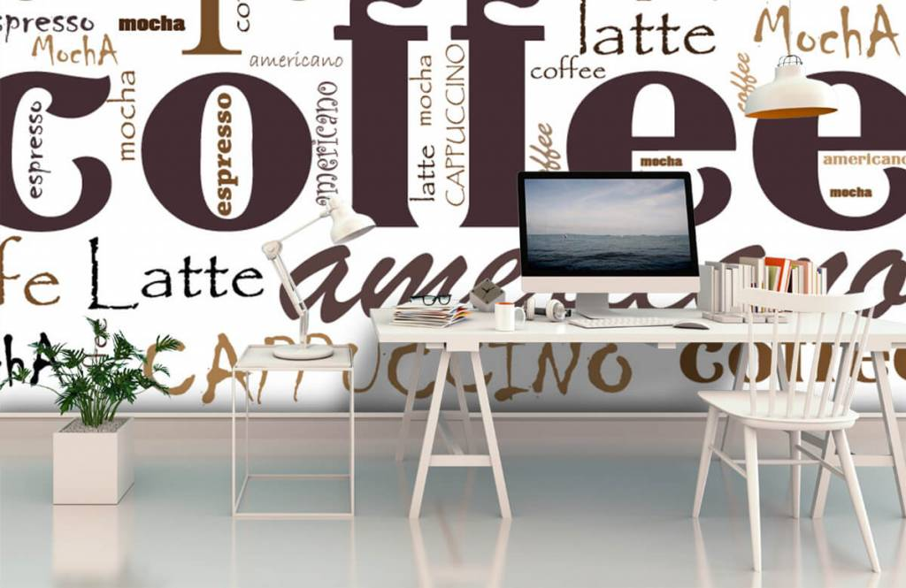 Other - Coffee letters - Kitchen 3