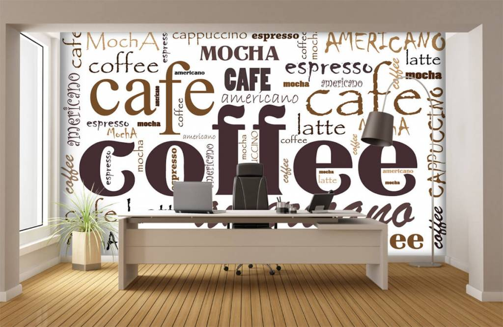 Other - Coffee letters - Kitchen 4
