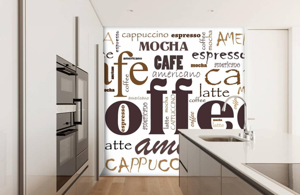Other - Coffee letters - Kitchen 5