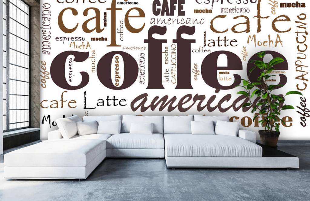 Other - Coffee letters - Kitchen 6