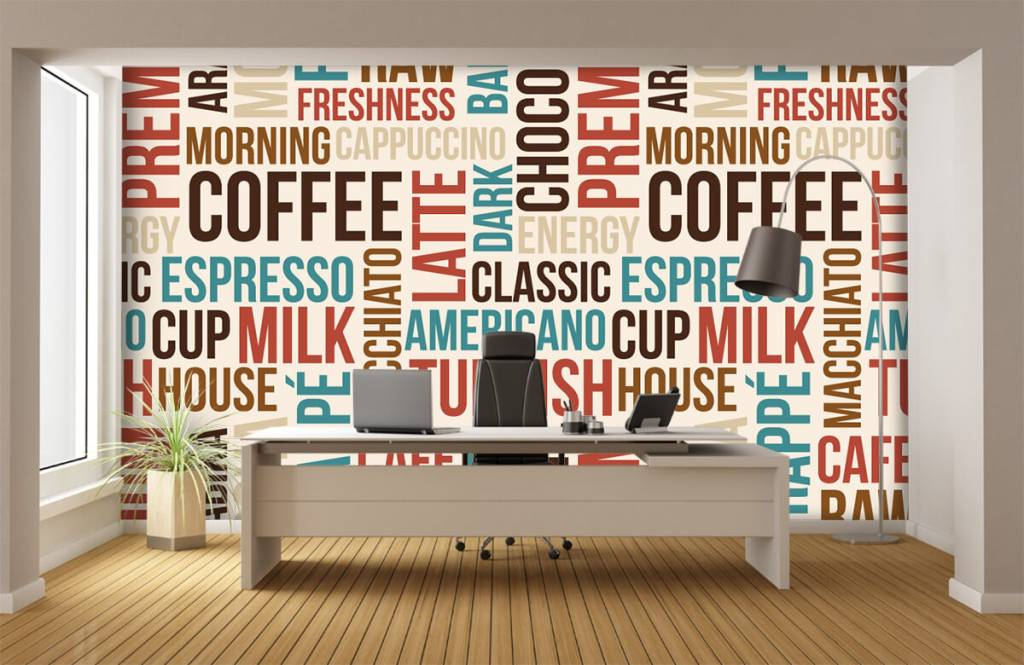 Other - Coffee texts - Kitchen 4