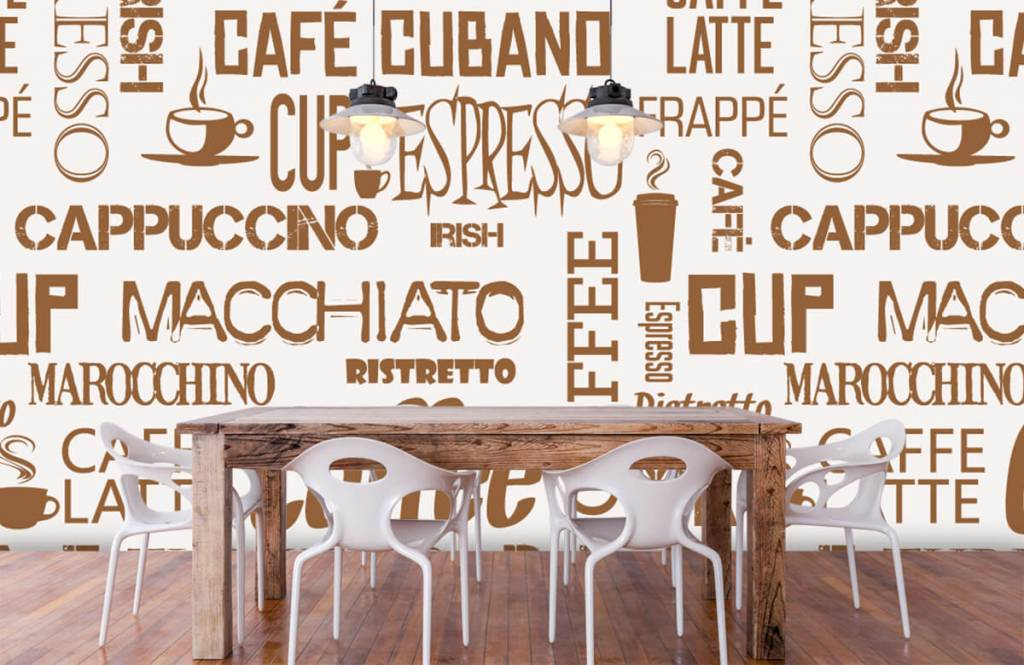 Other - Coffee words - Kitchen 2