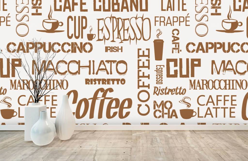 Other - Coffee words - Kitchen 7