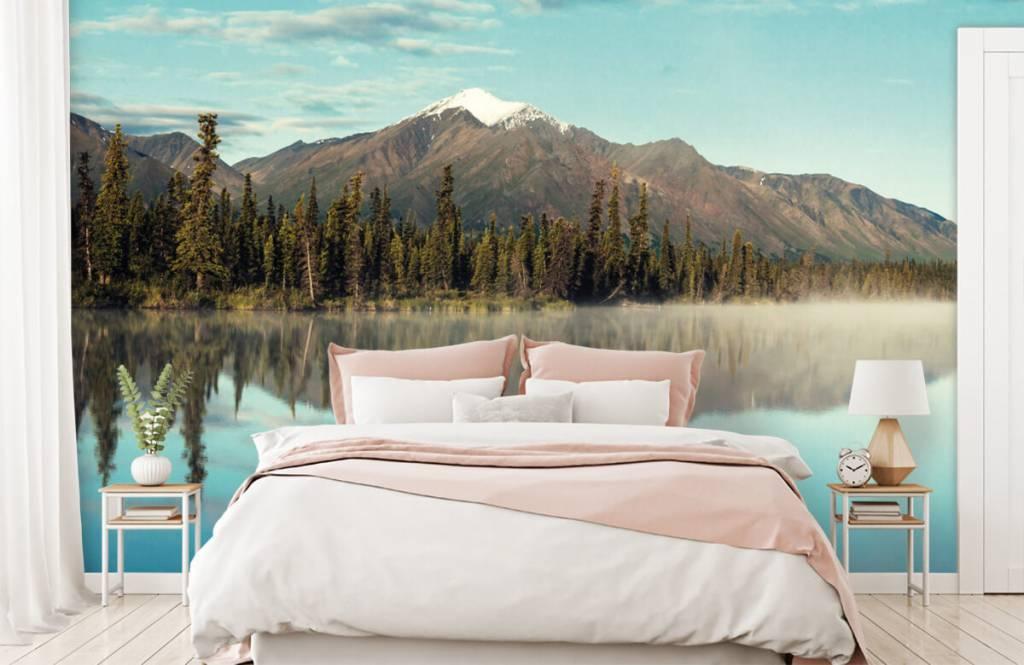 Mountains - Landscape in Alaska - Living room 1
