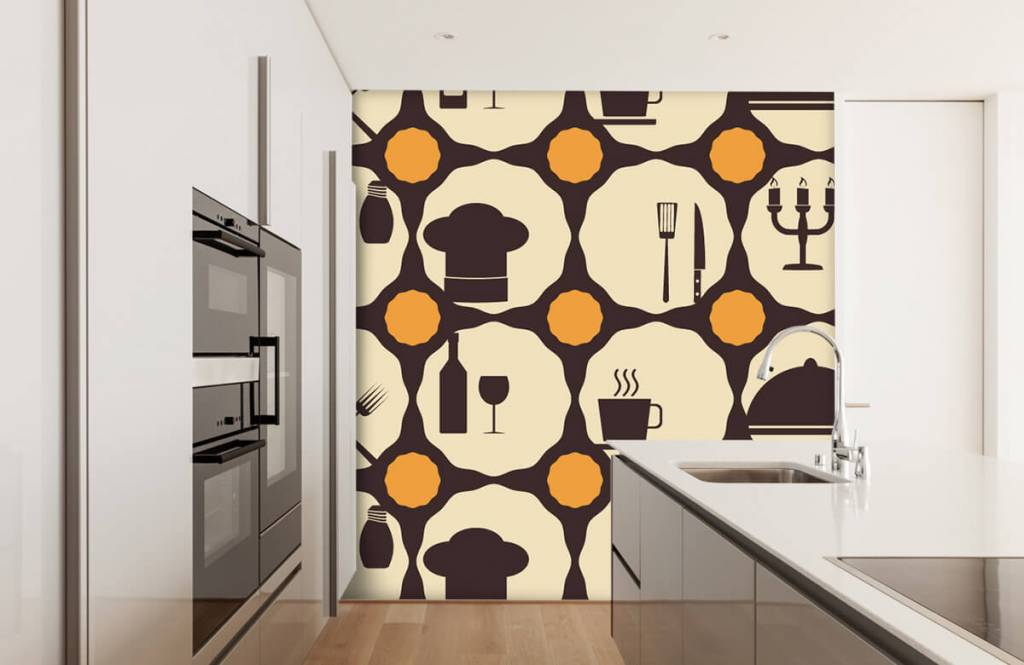 Other - Restaurant symbols - Kitchen 1