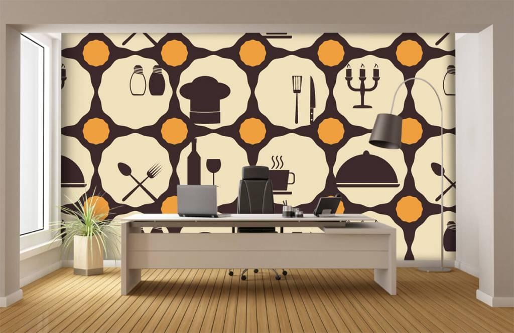Other - Restaurant symbols - Kitchen 2