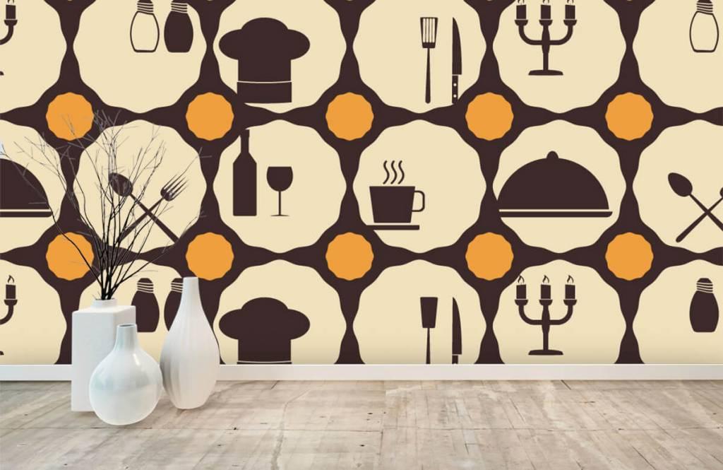 Other - Restaurant symbols - Kitchen 6