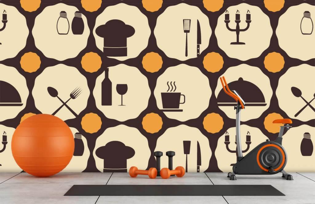 Other - Restaurant symbols - Kitchen 7