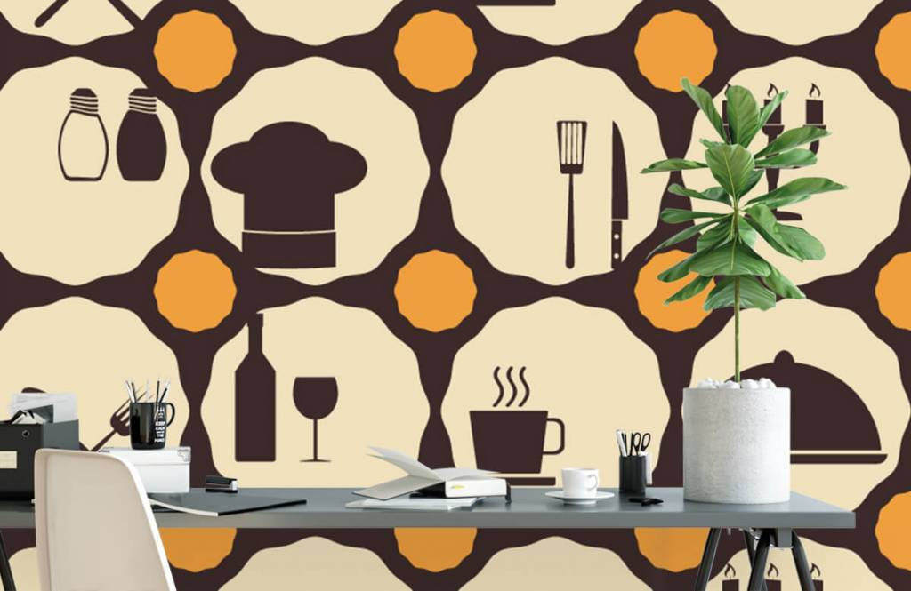 Other - Restaurant symbols - Kitchen 9