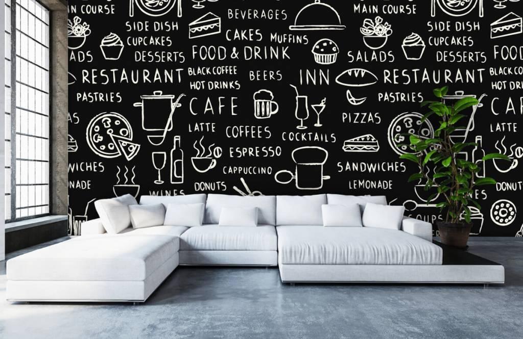 Text wallpaper - Restaurant texts - Kitchen 5