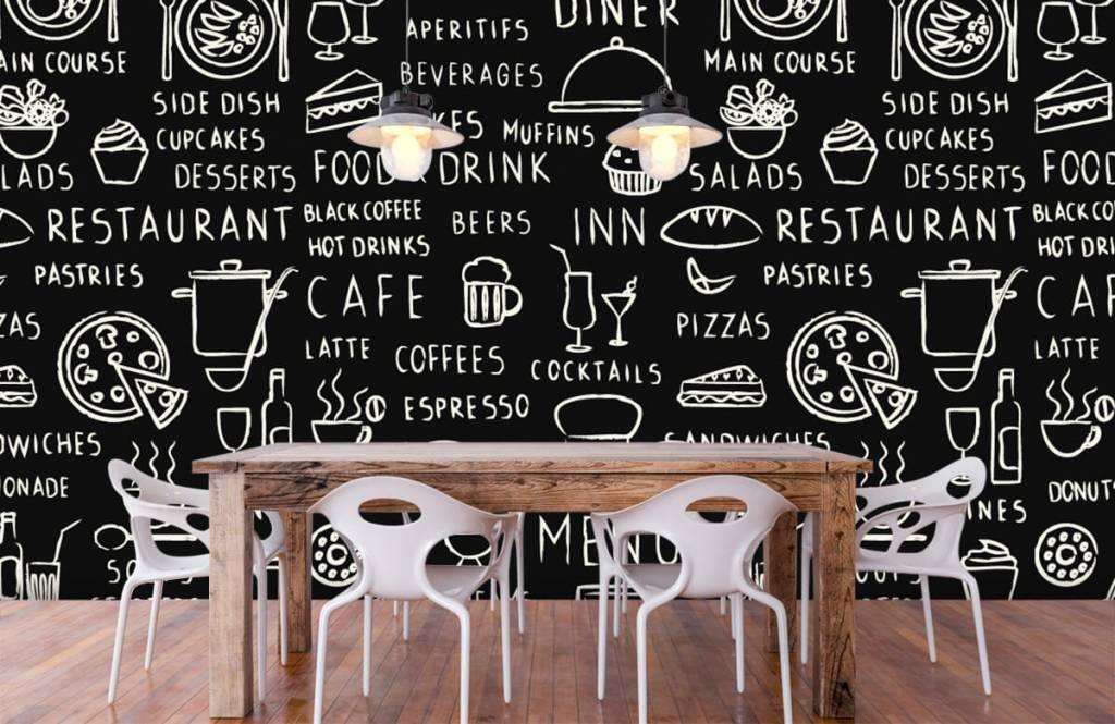 Text wallpaper - Restaurant texts - Kitchen 6