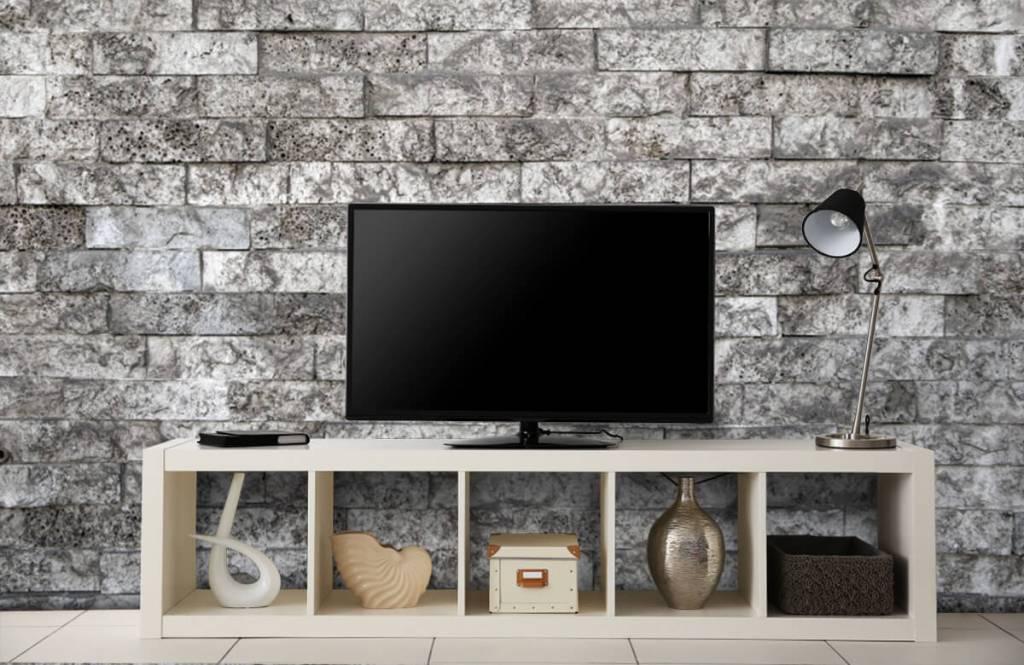 Stone wallpaper - Robust stones - Garage 5