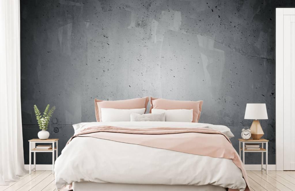 Concrete look wallpaper - Raw concrete - Management 2