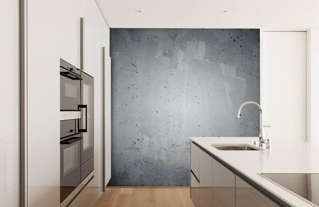 Concrete look wallpaper - Raw concrete - Management 3