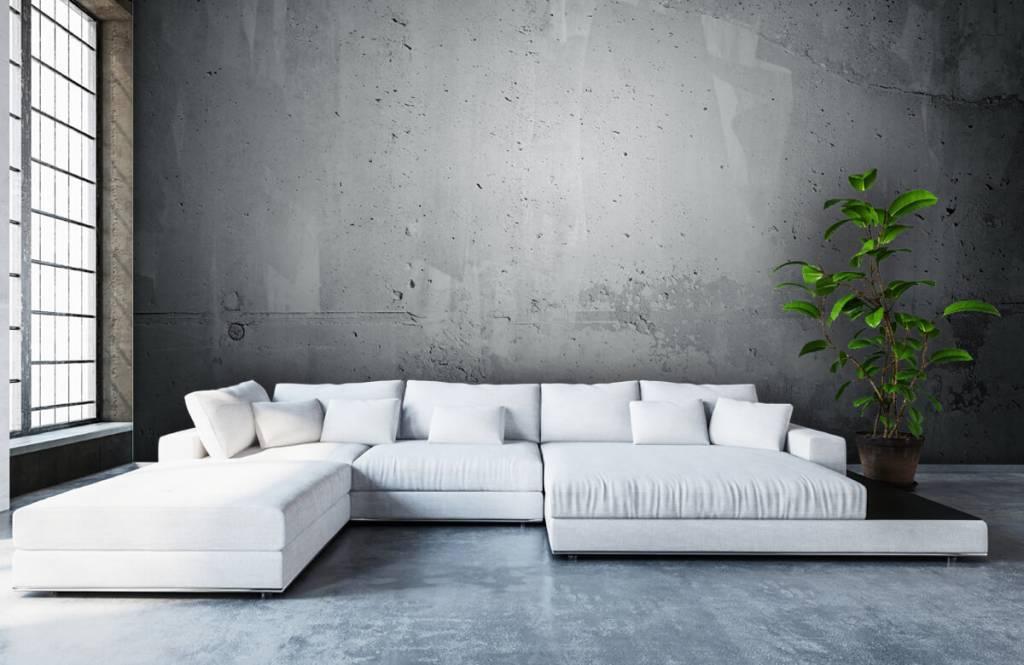 Concrete look wallpaper - Raw concrete - Management 5