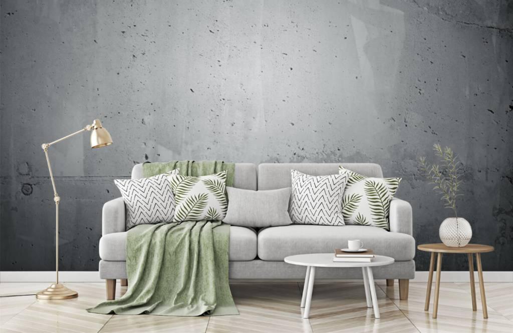 Concrete look wallpaper - Raw concrete - Management 7