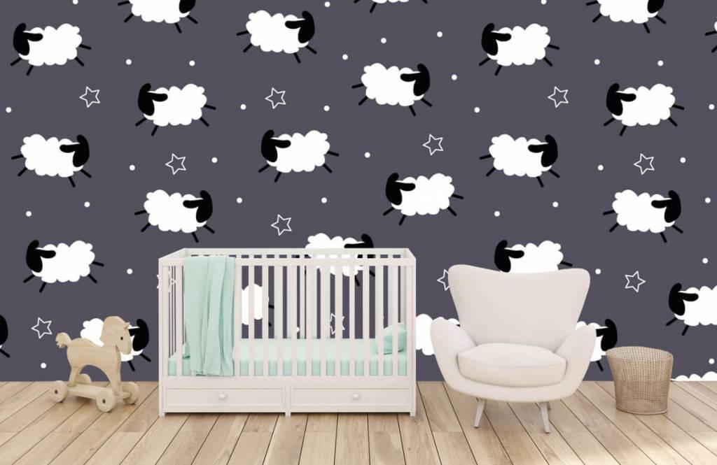 Other - Sheep dark - Baby room 1