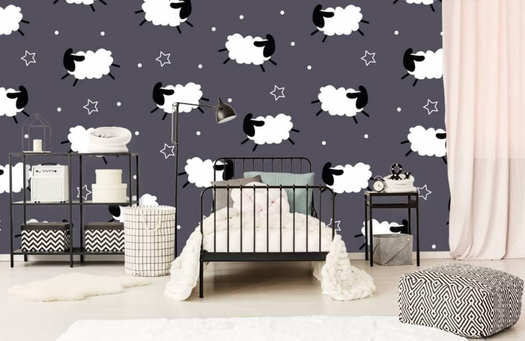 Other - Sheep dark - Baby room 2