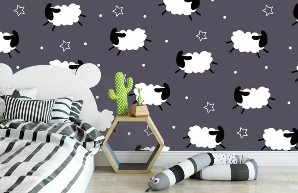 Other - Sheep dark - Baby room 3