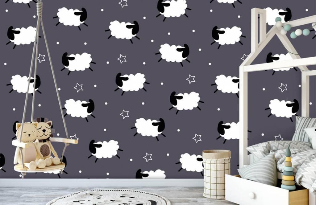 Other - Sheep dark - Baby room 4