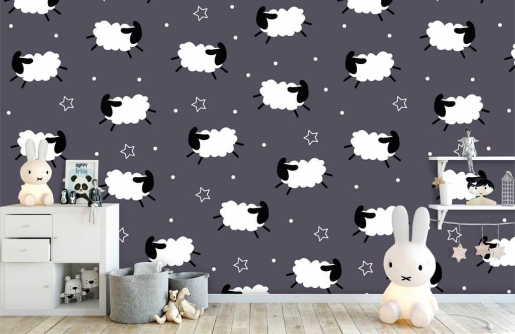 Other - Sheep dark - Baby room 5