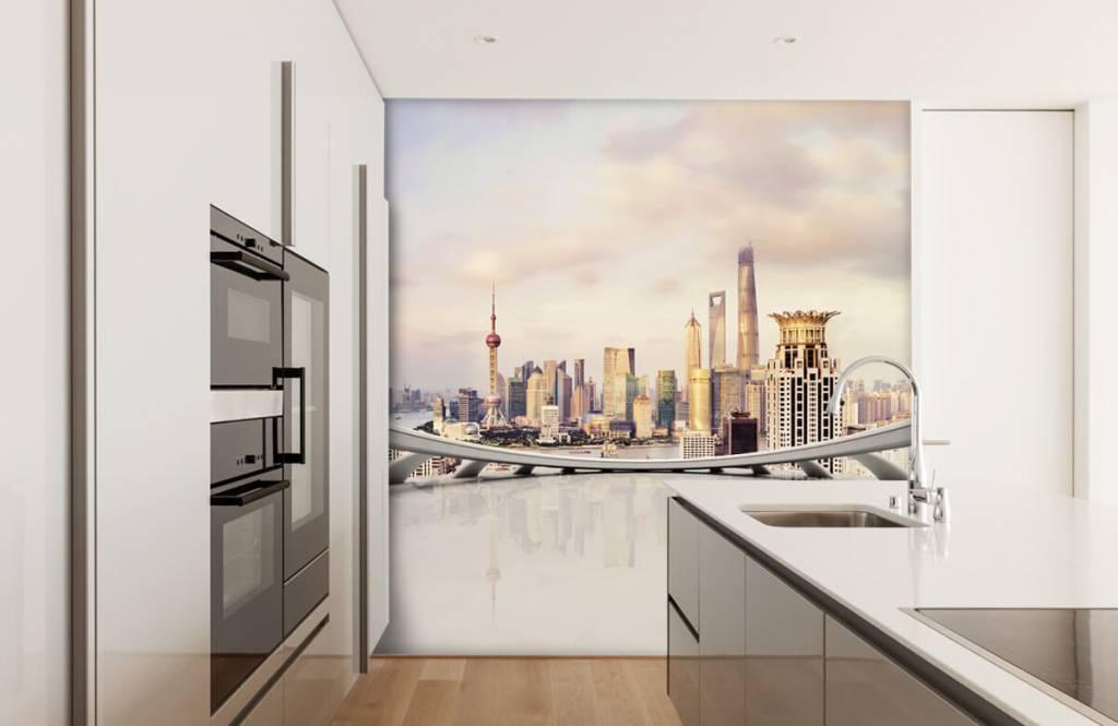 Skylines - Skyline of Shanghai - Computer room 5