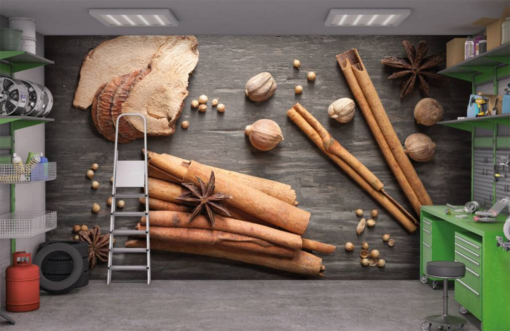 Other - Spices - Kitchen 9