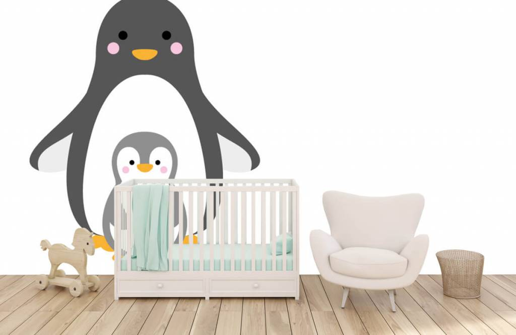 Other - Cheerful penguins - Children's room 1