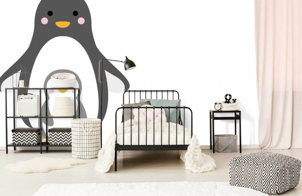 Other - Cheerful penguins - Children's room 2