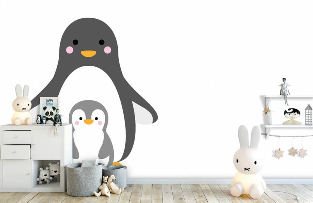 Other - Cheerful penguins - Children's room 5