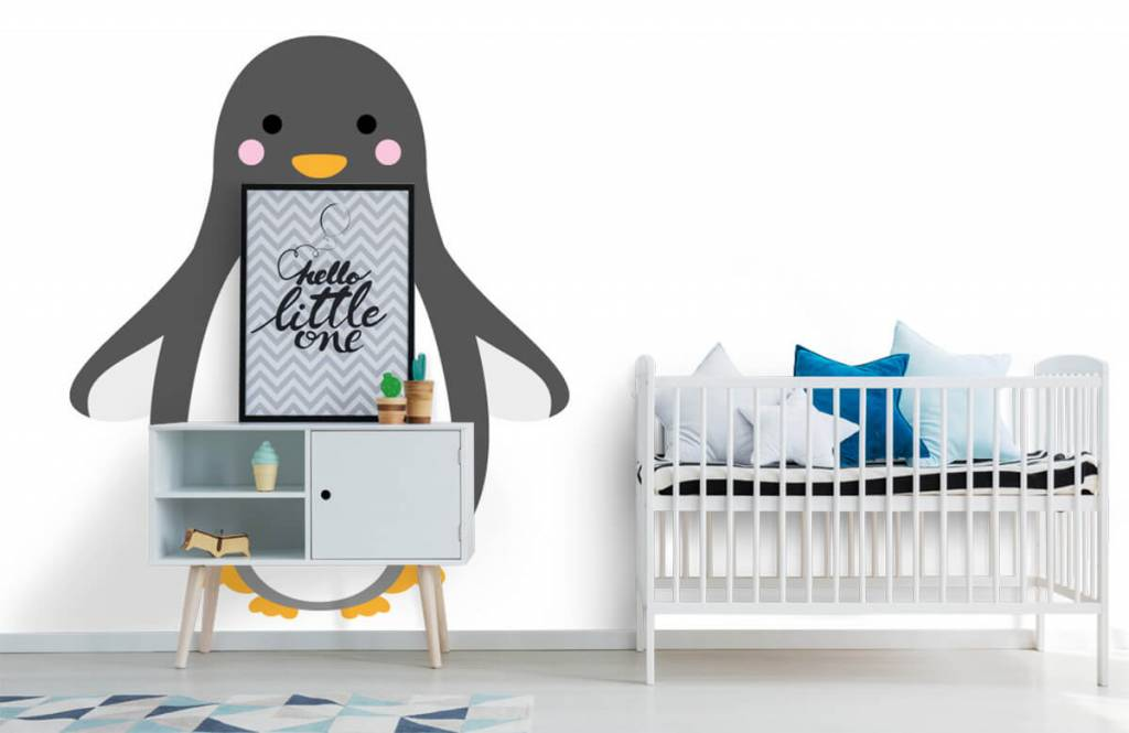 Other - Cheerful penguins - Children's room 6