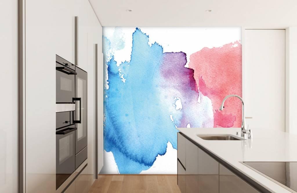 Abstract - Watercolor - Entrance 4