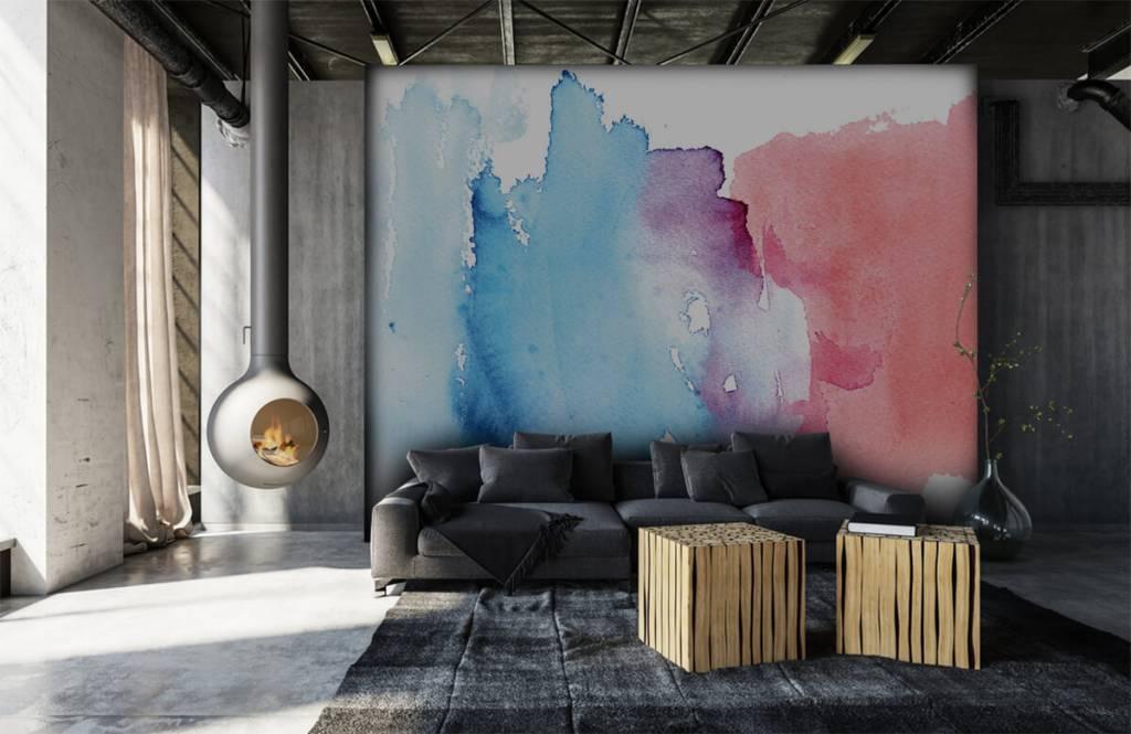 Abstract - Watercolor - Entrance 7