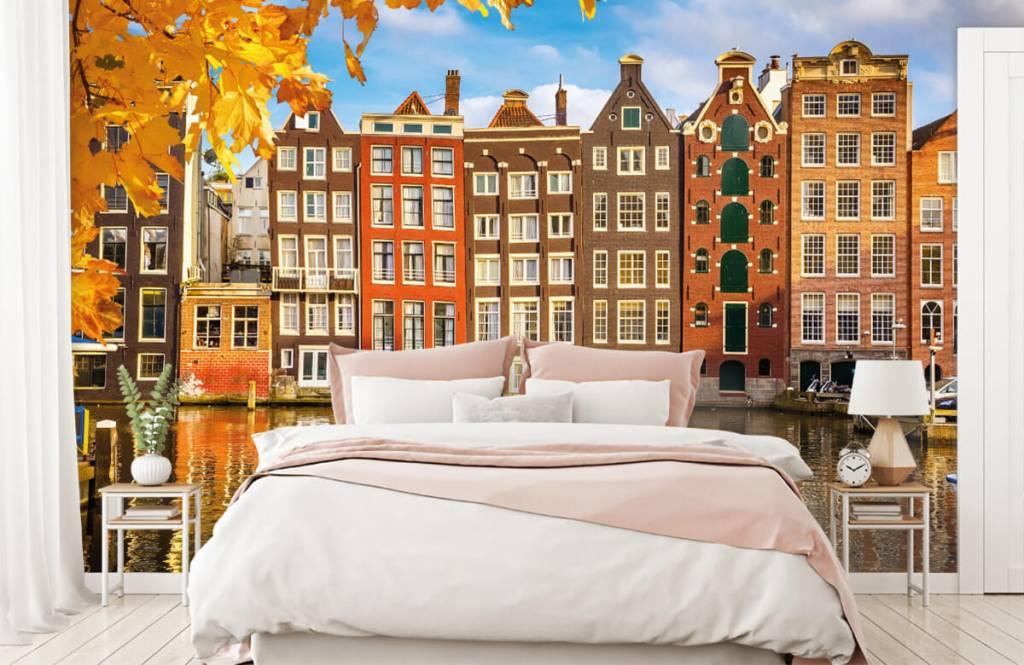Cities wallpaper - Amsterdam - Bedroom 1