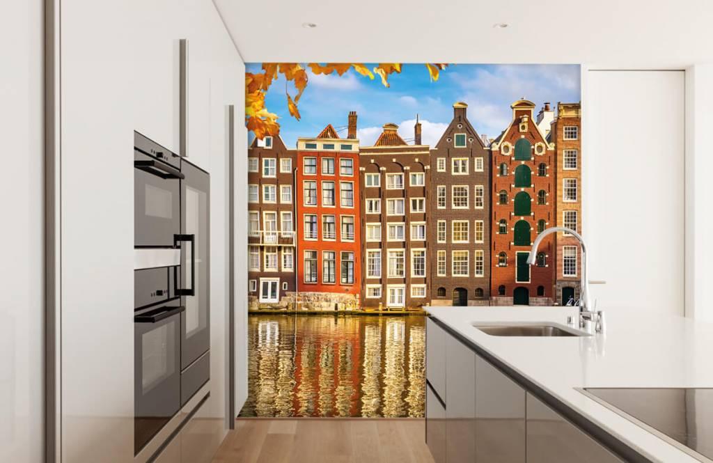 Cities wallpaper - Amsterdam - Bedroom 3