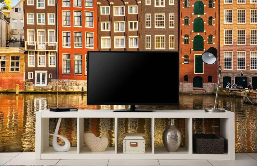Cities wallpaper - Amsterdam - Bedroom 4