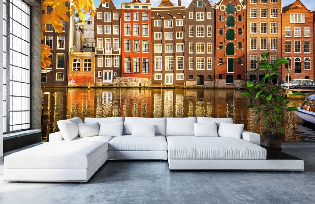 Cities wallpaper - Amsterdam - Bedroom 5