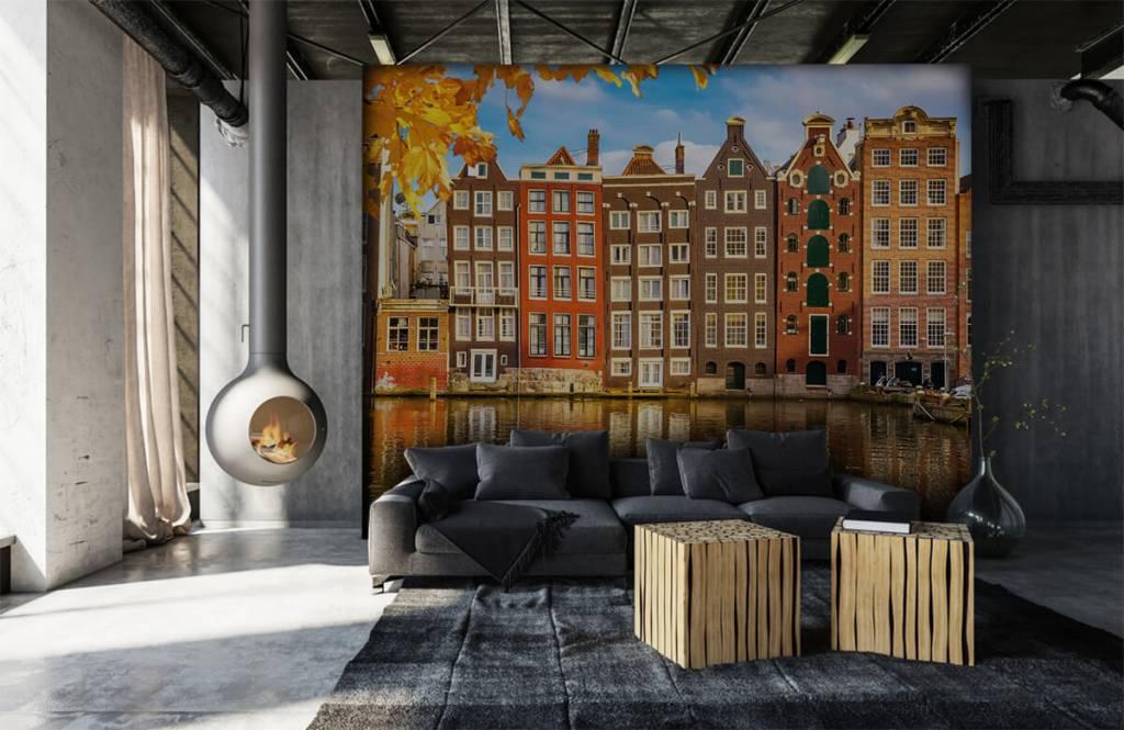 Cities wallpaper - Amsterdam - Bedroom 6
