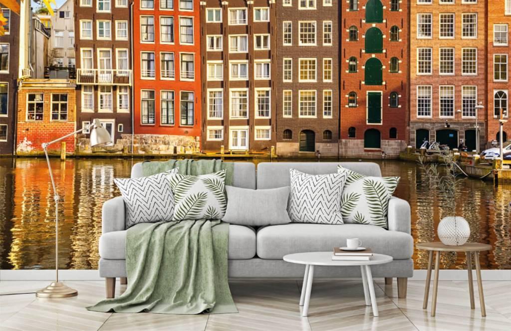 Cities wallpaper - Amsterdam - Bedroom 7