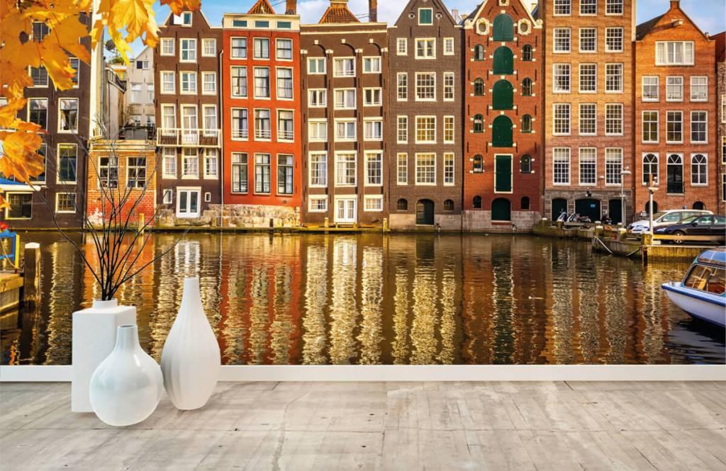 Cities wallpaper - Amsterdam - Bedroom 8