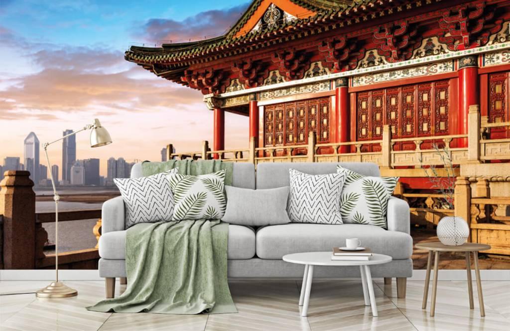 Cities wallpaper - China - Bedroom 1