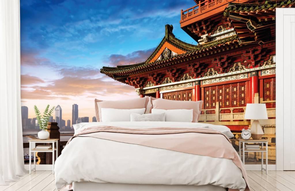 Cities wallpaper - China - Bedroom 2
