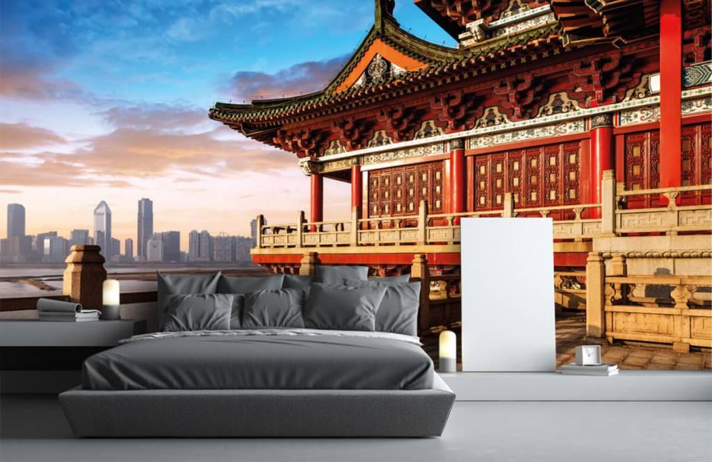 Cities wallpaper - China - Bedroom 3