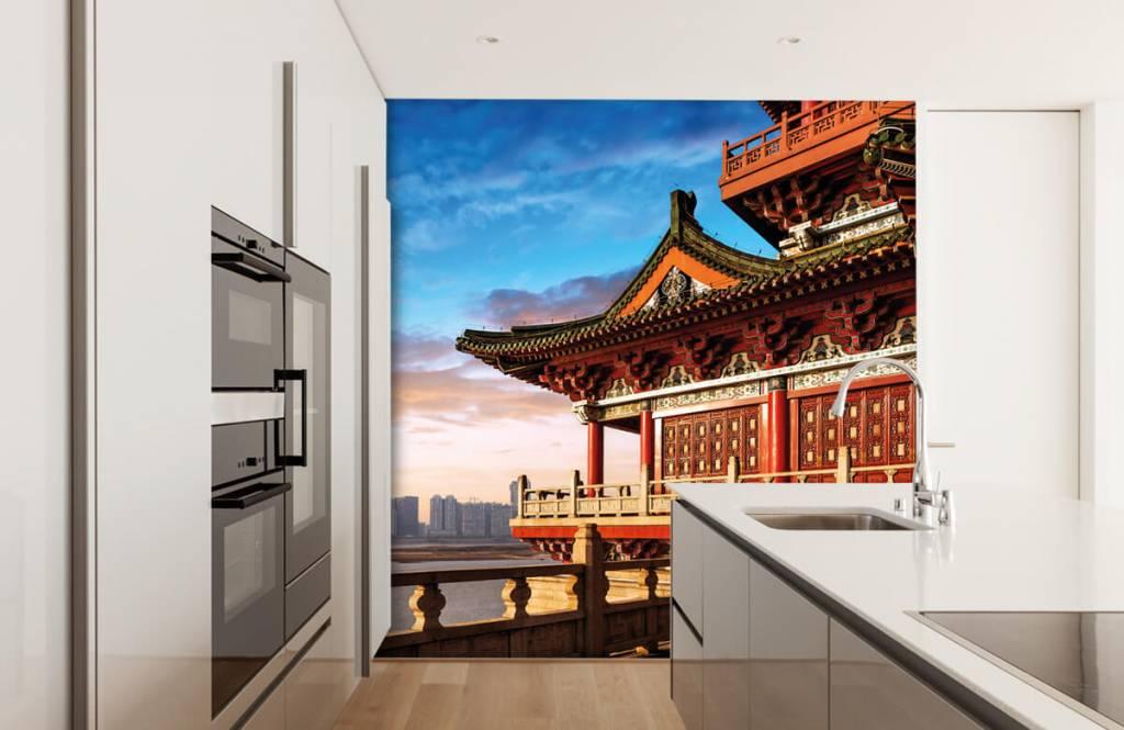 Cities wallpaper - China - Bedroom 4