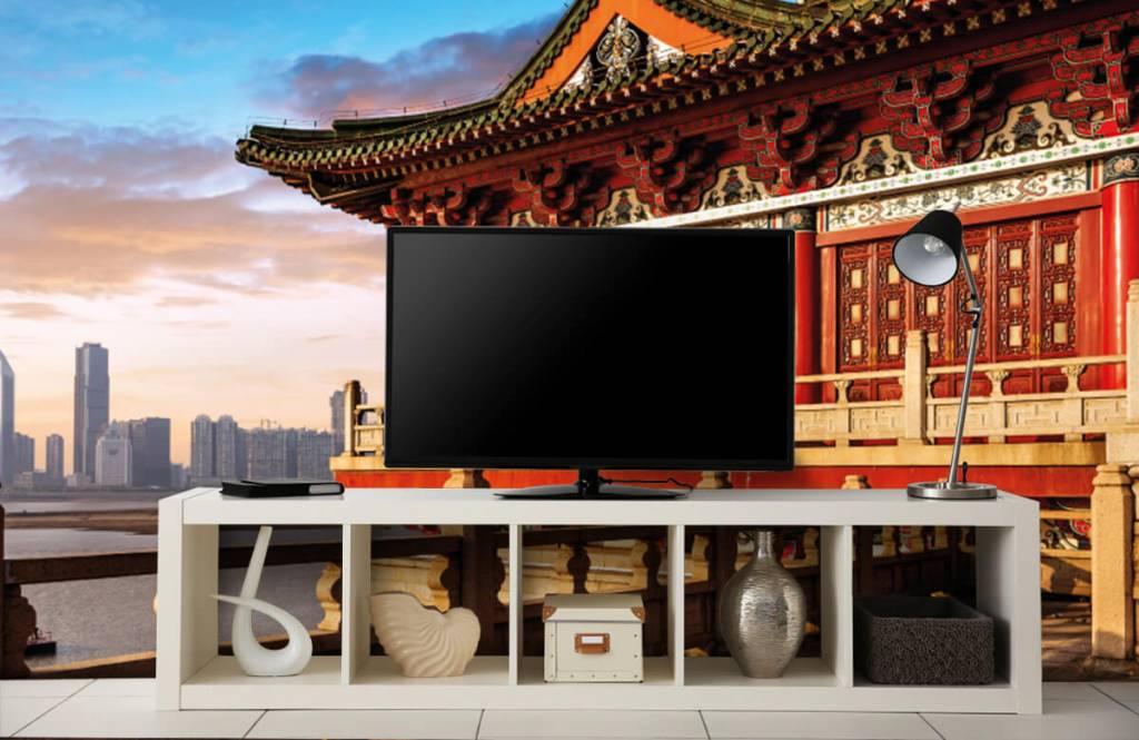 Cities wallpaper - China - Bedroom 5