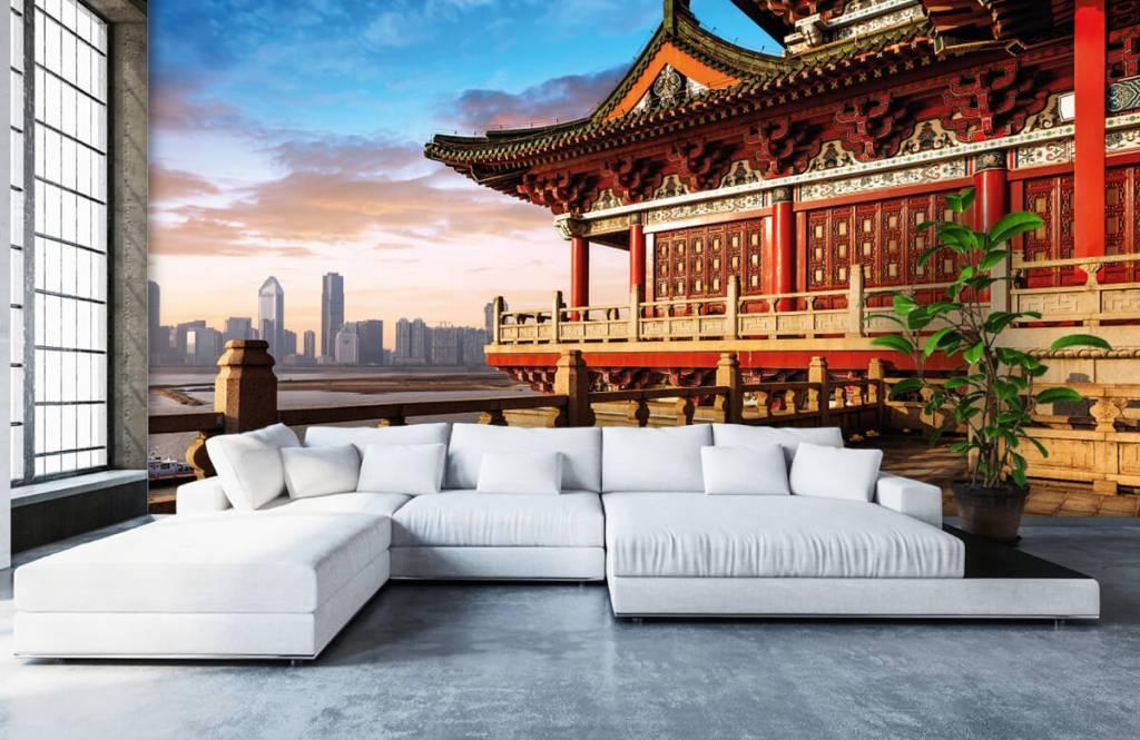 Cities wallpaper - China - Bedroom 6