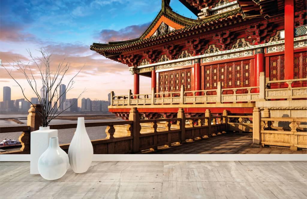 Cities wallpaper - China - Bedroom 8