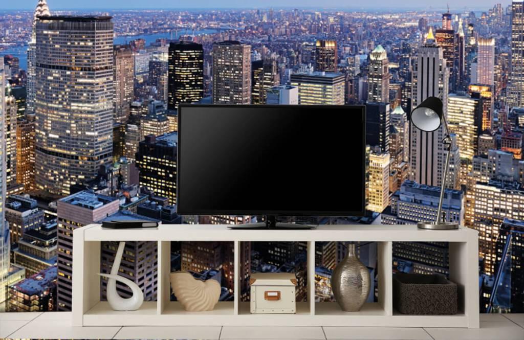 Cities wallpaper - New York - Teenage room 1