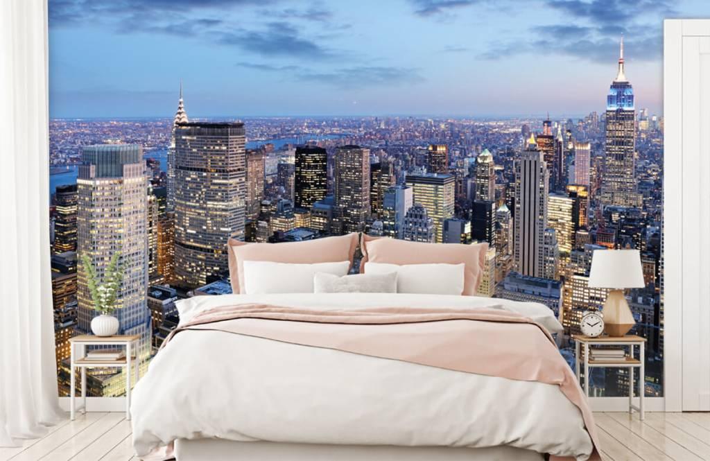 Cities wallpaper - New York - Teenage room 2
